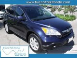 2007 Royal Blue Pearl Honda CR-V EX-L #36622368