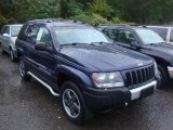 2004 Jeep Grand Cherokee Midnight Blue Pearl
