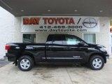 2011 Black Toyota Tundra SR5 Double Cab 4x4 #36622038