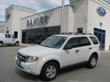 2009 White Suede Ford Escape XLT V6 4WD #36622403