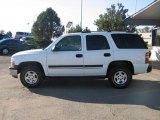 2004 Summit White Chevrolet Tahoe LS 4x4 #36623456