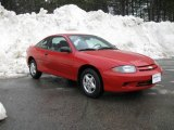 2003 Victory Red Chevrolet Cavalier Coupe #3665273