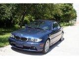 2004 Mystic Blue Metallic BMW 3 Series 330i Convertible #36622440