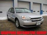 2005 Galaxy Silver Metallic Chevrolet Malibu Sedan #3665289