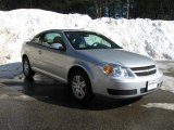 2007 Ultra Silver Metallic Chevrolet Cobalt LT Coupe #3664836
