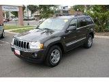 2006 Dark Khaki Pearl Jeep Grand Cherokee Limited 4x4 #36622505
