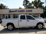 2003 Bright White Dodge Ram 1500 SLT Quad Cab #36622583