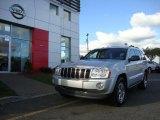 2006 Bright Silver Metallic Jeep Grand Cherokee Limited 4x4 #36622594