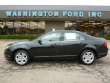 2010 Tuxedo Black Metallic Ford Fusion SE V6 #36622617