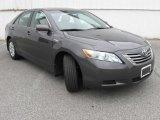 2008 Magnetic Gray Metallic Toyota Camry Hybrid #3665092