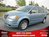 2010 Clearwater Blue Pearl Chrysler Town & Country Touring #36711853