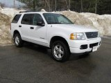 2004 Oxford White Ford Explorer XLT 4x4 #3664841