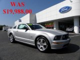 2006 Satin Silver Metallic Ford Mustang GT Premium Coupe #36711871