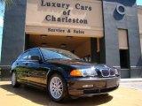 1999 Jet Black BMW 3 Series 328i Sedan #36712068
