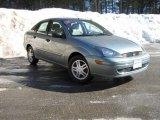 2004 Light Tundra Metallic Ford Focus ZTS Sedan #3664795