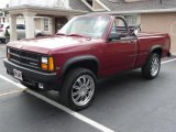 Dodge Dakota 1989 Data, Info and Specs