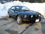 2005 Black Ford Mustang GT Premium Convertible #3664792