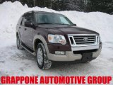 2006 Dark Cherry Metallic Ford Explorer Eddie Bauer 4x4 #3665292