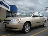 2005 Light Driftwood Metallic Chevrolet Malibu Sedan #36712345