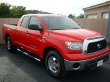 2007 Radiant Red Toyota Tundra SR5 Double Cab #36712107