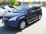 2009 Royal Blue Pearl Honda CR-V EX #36712128