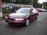 1999 Dark Carmine Red Metallic Buick Century Custom #36712133