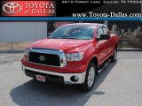 2009 Radiant Red Toyota Tundra SR5 Double Cab #36711800