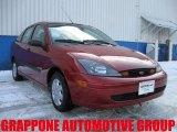 2004 Infra-Red Ford Focus LX Sedan #3665201
