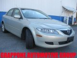 2004 Pebble Ash Metallic Mazda MAZDA6 i Sedan #3664851
