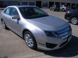 2010 Brilliant Silver Metallic Ford Fusion SE V6 #36751355