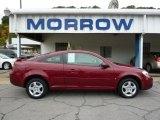 2007 Sport Red Tint Coat Chevrolet Cobalt LT Coupe #36751061