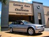 2004 Silver Grey Metallic BMW 3 Series 325i Sedan #36751214