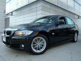 2010 Black Sapphire Metallic BMW 3 Series 328i xDrive Sedan #36750996