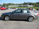 2011 Sterling Grey Metallic Ford Fusion SEL #36751009