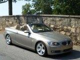 2007 Platinum Bronze Metallic BMW 3 Series 335i Convertible #36767143