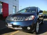 2007 Midnight Blue Pearl Nissan Murano SL AWD #36767366