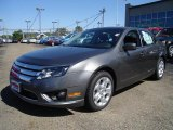 2011 Sterling Grey Metallic Ford Fusion SE #36767162