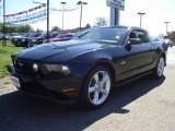 2011 Ebony Black Ford Mustang GT Premium Coupe #36767164