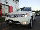 2007 Glacier Pearl White Nissan Murano SL AWD #36767371