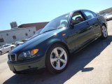 2004 Oxford Green Metallic BMW 3 Series 330i Sedan #36766974