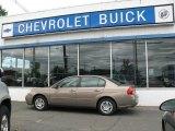 2007 Sandstone Metallic Chevrolet Malibu LS Sedan #36767197