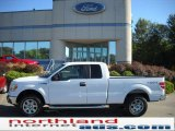 2010 Oxford White Ford F150 XLT SuperCab 4x4 #36767039