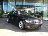 2007 Black Sapphire Metallic BMW 3 Series 335i Coupe #36767266