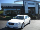 2006 White Gold Flash Tricoat Buick Lucerne CXS #36767273