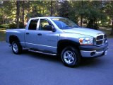 2006 Bright Silver Metallic Dodge Ram 1500 ST Quad Cab 4x4 #36767513