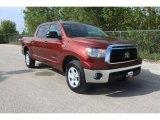 2010 Salsa Red Pearl Toyota Tundra CrewMax #36767131
