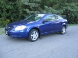 2007 Laser Blue Metallic Chevrolet Cobalt LS Coupe #36767532