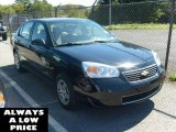 2007 Black Chevrolet Malibu LS Sedan #36816851