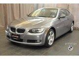 2010 Space Gray Metallic BMW 3 Series 328i xDrive Coupe #36816898