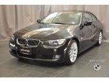 2010 Jet Black BMW 3 Series 328i Coupe #36816899